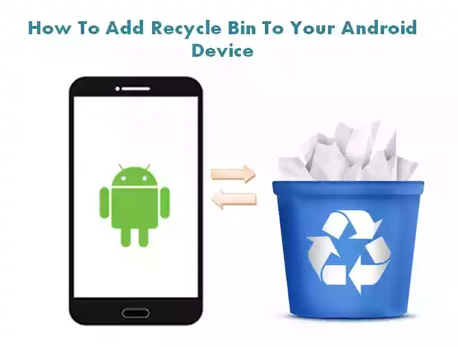 create a Recycle Bin in your android phone